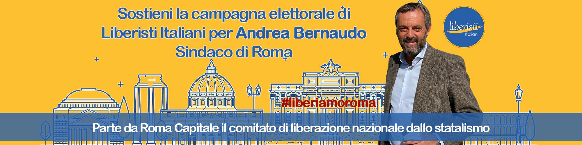 Partecipa alla campagna #liberiamoRoma!