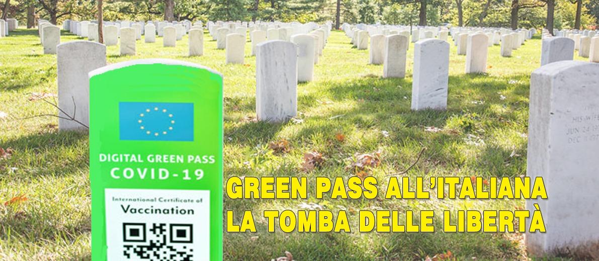 GREEN PASS: la posizione di Andrea Bernaudo